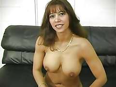 Milf From El Salvador Tit Job!