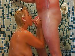 Fuck in the shower