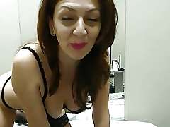 Old Mature Whore naked On Webcam