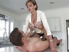 Lady Sonia with her toyboy