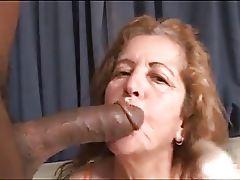 67yr Horny Mature x Big Black Cock