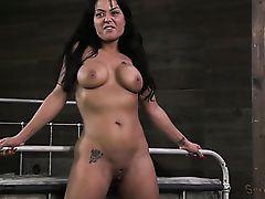 Sexy pornstar pussy sucking