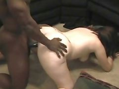 Very juicy ass get pounded and great creampie