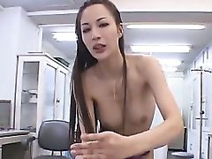 Cute Hot Japanese Babe Fucking