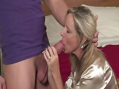 NastyPlace.org - Jodie West fucking her son
