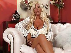 Very Sexy Older Blonde(part4) :P