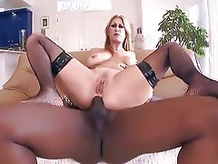 Mature ass fucked by big black cock
