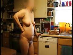 Home video, cheating Wife Jerks off her Brother in Law