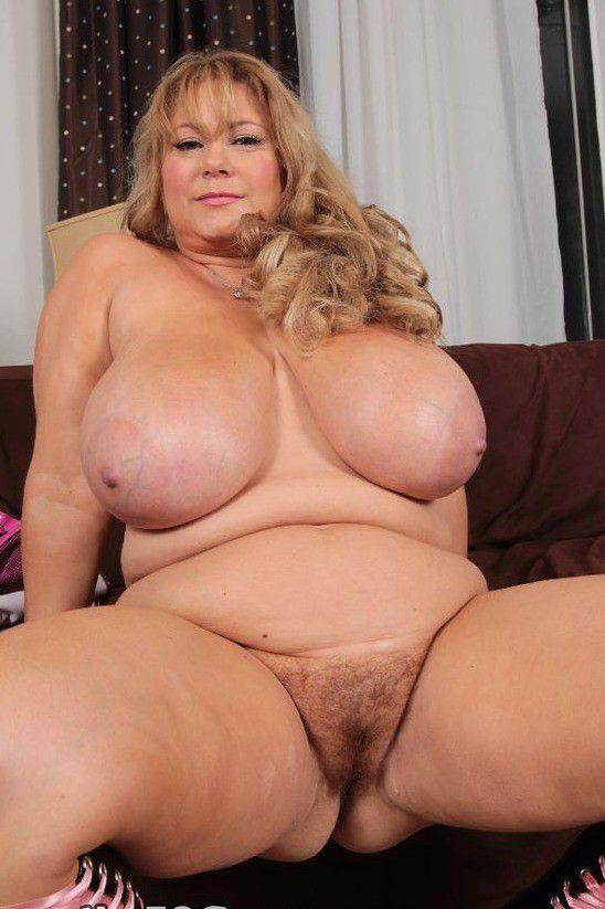 Bbw Big Tits Hairy Pussy