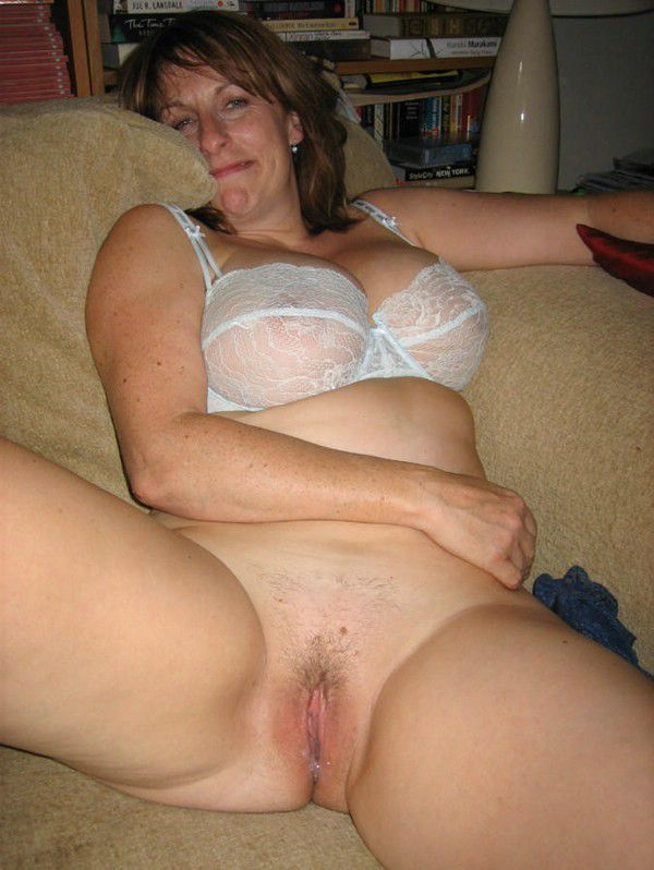 Chubby Blonde Mature Amateur