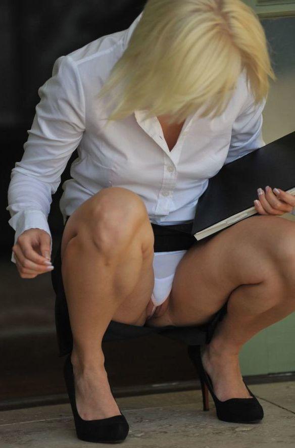 Brunette horny slut