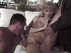 TS Legend Brandy Scott vintage 3some