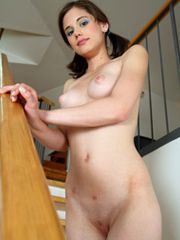 Little Caprice looks inredibly petite..
