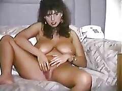 Perfect vintage BBW woman nude