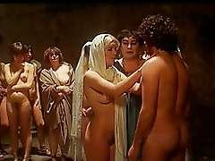 Vestals Training Camp, retro orgy movie