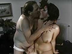 Joy Karins, busty milf retro porn