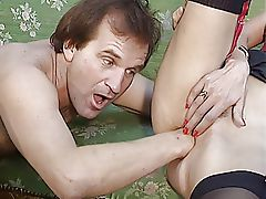 Kinky vintage fun full fisting movie