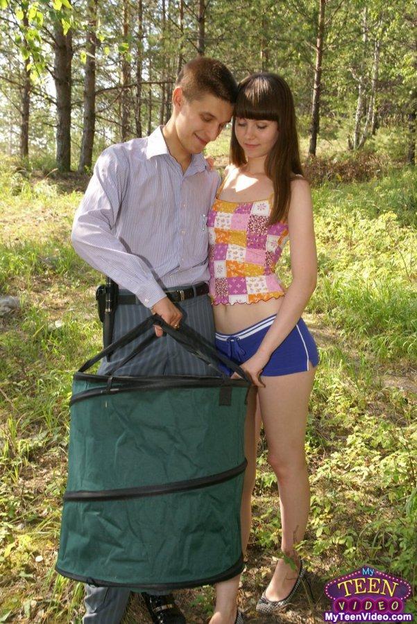 Amateur Teen Couple Pov