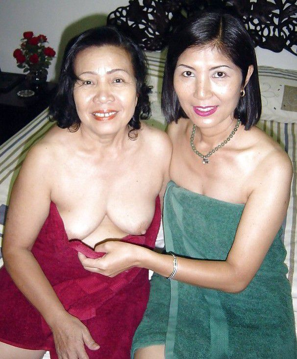 Young Old Asian Lesbians