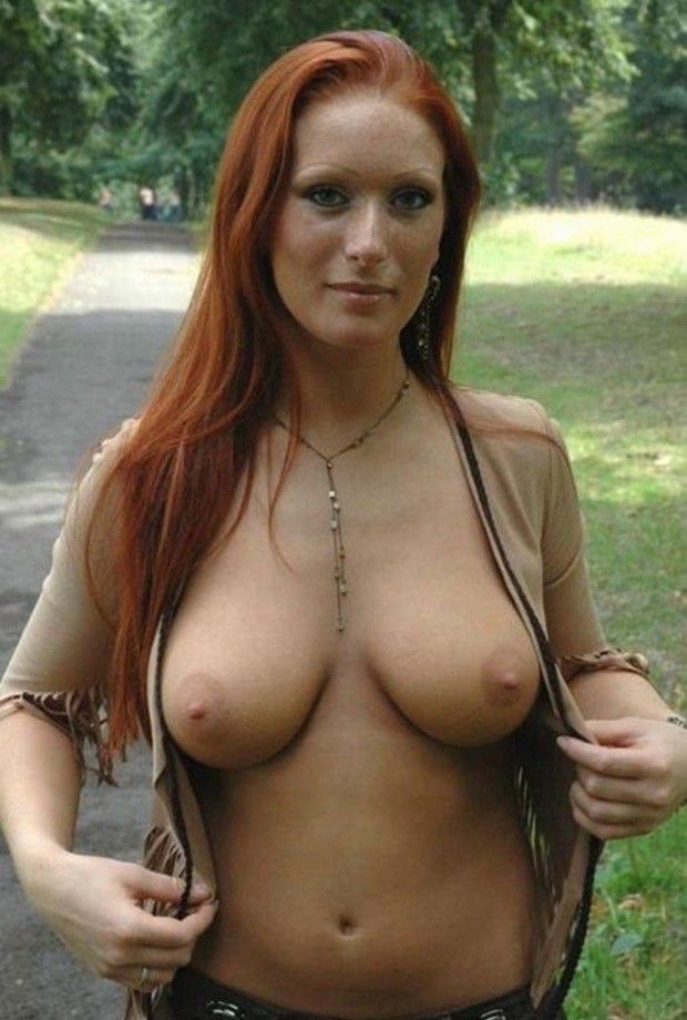 Busty red head mom with huge natural tits Images Hot Redhead Mom Big Boobs